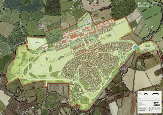 Plans submitted for new homes